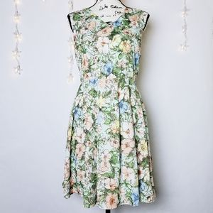 MOON | Altar'd State Perfect Posy Floral Dress